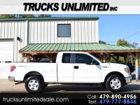 2013 Ford F-150 XLT Extended Cab Short Bed 4WD
