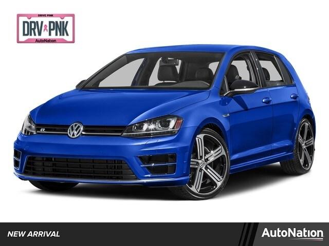 Photo 2016 Volkswagen Golf R 4-Door wDCC  Navigation