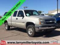 Used 2006 Chevrolet Silverado 2500HD For Sale | Peoria AZ | Call 602-910-4763 on Stock #29017A