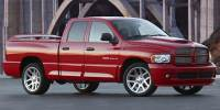 Pre-Owned 2005 Dodge Ram SRT-10 2WD Quad Cab 6.3 Ft Box VIN3D3HA18H05G740335 Stock Number510A9