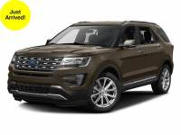 2016 Ford Explorer Limited SUV I-4 cyl