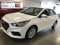 Pre-Owned 2018 Hyundai Accent SE Sedan in Oakland, CA