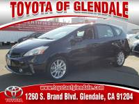 Used 2012 Toyota Prius V, Glendale, CA, Toyota of Glendale Serving Los Angeles