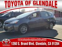 Used 2016 Toyota Prius V, Glendale, CA, Toyota of Glendale Serving Los Angeles
