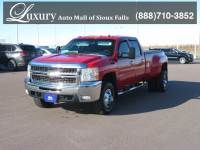 Pre-Owned 2008 Chevrolet Silverado 3500HD Truck Crew Cab for Sale in Sioux Falls near Brookings