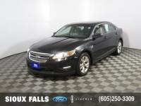 Certified Pre-Owned 2011 Ford Taurus SEL Sedan for Sale in Sioux Falls near Vermillion
