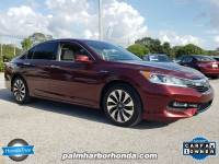 Pre-Owned 2017 Honda Accord Hybrid EX-L Sedan in Tampa FL