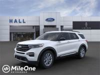 2020 Ford Explorer XLT SUV EcoBoost I4 GTDi DOHC Turbocharged VCT