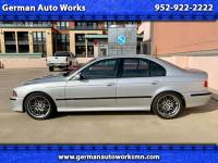 2002 BMW 5 Series M5 4dr Sdn 6-Spd Manual