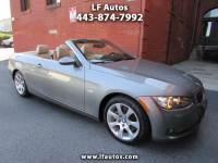 2009 BMW 3 Series 2dr Conv 335i