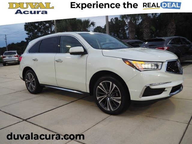 Photo New 2019 Acura MDX For Sale in Jacksonville at Duval Acura  VIN 5J8YD3H55KL011216