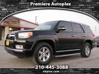 2012 Toyota 4Runner SR5 2WD Leather 3rd Row Sunroof V-6 Automatic Tow