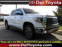 Used 2019 Toyota Tundra 4WD 1794 Edition For Sale in Thorndale, PA | Near West Chester, Malvern, Coatesville, & Downingtown, PA | VIN: 5TFAY5F18KX790412