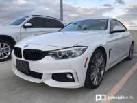 2016 BMW 4 Series 428i w/ M Sport/Driving Assist Gran Coupe in San Antonio