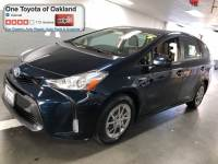 Certified Pre-Owned 2017 Toyota Prius v STD Wagon in Oakland, CA