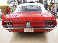 1967 Ford Mustang 2dr Convertible