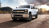Pre-Owned 2017 Chevrolet Silverado 3500HD Double Cab Long Box 4-Wheel Drive Work Truck