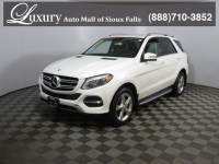 Certified Pre-Owned 2016 Mercedes-Benz GLE 300d 4MATIC SUV for Sale in Sioux Falls near Vermillion