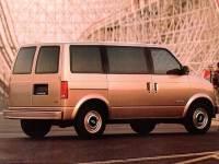 1992 Chevrolet Astro Passenger Base