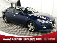 Certified 2020 Nissan Altima 2.5 S Sedan in Greensboro NC