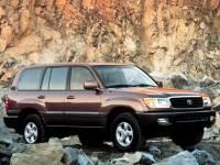 Used 2000 Toyota Land Cruiser SUV in Houston, TX