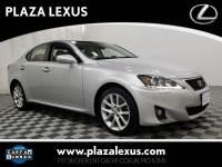 2011 LEXUS IS 350 Base Sedan