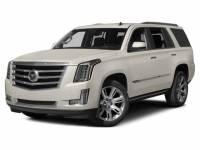2015 Cadillac Escalade Platinum 4WD Platinum