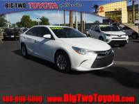 Used 2017 Toyota Camry LE in Chandler, Serving the Phoenix Metro Area
