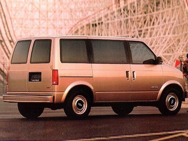 Photo 1992 Chevrolet Astro Passenger Base