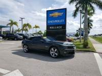 Pre-Owned 2012 Chevrolet Camaro Convertible 2SS