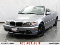 2004 BMW 3 Series 325Ci 2.5L 6-Cyl Engine ** CONVERTIBLE **
