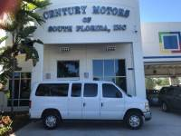 2008 Ford Econoline Wagon XLT 12 Passenger Rear A/C CD MP3 XM Tow Package