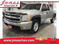Pre-Owned 2008 Chevrolet Silverado 1500 4WD Extended Cab Standard Box LT w/1LT