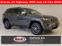 2018 Jeep Grand Cherokee Limited SUV in Columbus