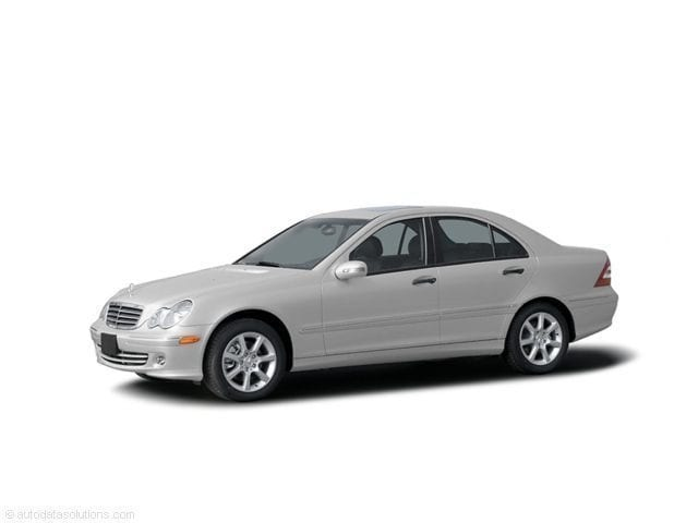 Photo 2006 Mercedes-Benz C-Class C 280 5-Speed Automatic with Overdrive