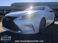 Certified 2016 LEXUS ES 350 Sedan in Greenville SC