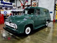 1955 Ford F100 Panel Truck $28,900