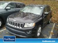Used 2011 Jeep Compass For Sale at Fred Beans Volkswagen   VIN: 1J4NT1FA8BD155517