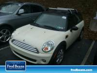Used 2010 MINI Cooper Clubman For Sale at Fred Beans Volkswagen | VIN: WMWML3C56ATX51294