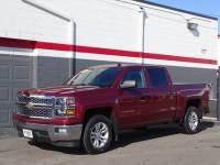 Used 2014 Chevrolet Silverado 1500 For Sale at Huber Automotive | VIN: 3GCPCREC3EG530334