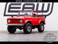 1974 Ford Bronco 4WD SOFT TOP CONVERTIBLE