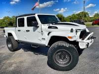 Used 2020 Jeep Gladiator GLADIATOR CUSTOM LIFTED LEATHER DV8 OCD
