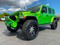 Used 2019 Jeep Wrangler Unlimited BAD FROG SAHARA LIFTED LEATHER HARDTOP