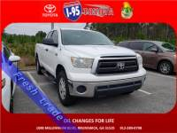 Used 2013 Toyota Tundra 4WD Double Cab Standard Bed 5.7L FFV V8