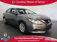 Certified 2017 Nissan Altima 2.5 S Sedan in Jacksonville FL