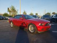 Pre-Owned 2010 Ford Mustang Convertible in Jacksonville FL