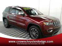 Pre-Owned 2017 Jeep Grand Cherokee Limited RWD SUV in Greensboro NC