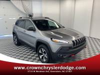Pre-Owned 2016 Jeep Cherokee Trailhawk 4x4 SUV in Greensboro NC
