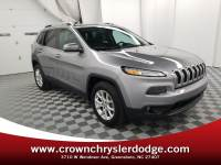 Pre-Owned 2016 Jeep Cherokee Latitude 4x4 SUV in Greensboro NC