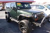 2010 Jeep Wrangler Sahara for sale in Tulsa OK